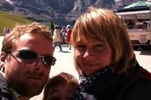 Søren and family