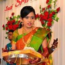 Profilo utente di Sriranjani