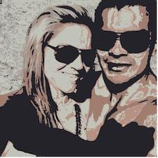 Marielle & Alberto User Profile