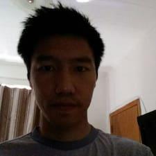 Perfil do utilizador de Zixin