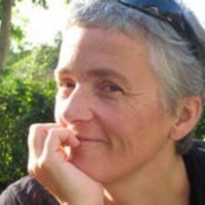Friederike felhasználói profilja