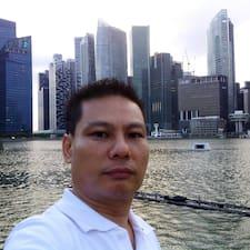 Fajar User Profile