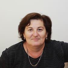 Srebrenka User Profile