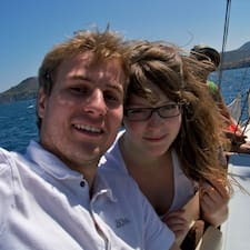 Profil utilisateur de Amélie & Romain