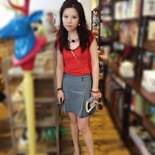 Hui-Yi Jacqueline ist der Gastgeber.