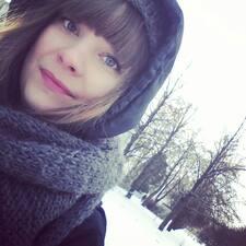 Profil utilisateur de Vilja