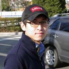 Användarprofil för Sungwoo
