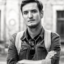 Alexandr felhasználói profilja