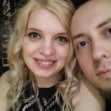 Profil utilisateur de Catalina & Alexandru