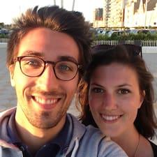 Profil utilisateur de Mathilde & Thomas