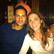 Profil utilisateur de Ilana & David