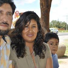 További információk Carlos Y Mary házigazdával kapcsolatban