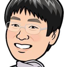 Profil utilisateur de Shimpei