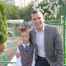Perfil do utilizador de Valeriy