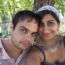 Shefali & Selvan User Profile