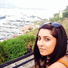 Nafissa User Profile