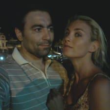 Nutzerprofil von Candice & Stephane