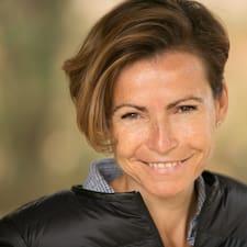 Perfil do utilizador de Marie-Hélène