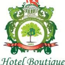Gebruikersprofiel Hotel Boutique & Restaurante