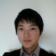 Joohwan felhasználói profilja