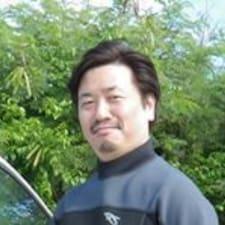 Perfil de usuario de Keiji