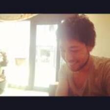 Hakamata felhasználói profilja