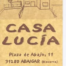 Casa Lucia felhasználói profilja