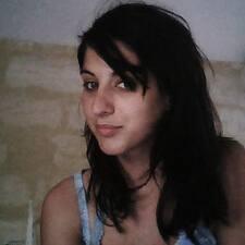 Gaëllane felhasználói profilja
