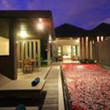 Villa is the host.