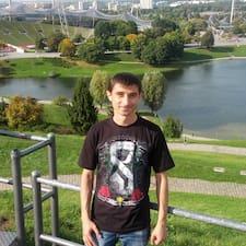 Nutzerprofil von Yuriy