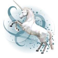 Unicorn的用戶個人資料