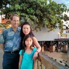 David & Asia felhasználói profilja