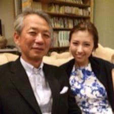 Nutzerprofil von Sayumi & Yasuhiro