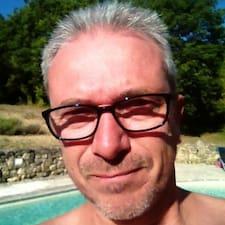 Perfil de usuario de Christophe