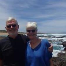 Hal & Sue felhasználói profilja
