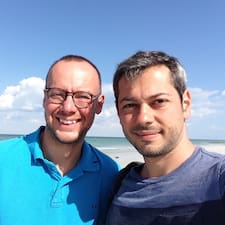 Mauro & Maurizio User Profile