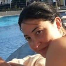 Profil utilisateur de Ireli