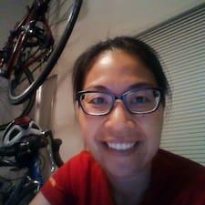 Liz Thuong felhasználói profilja