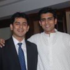 Abhimanyu felhasználói profilja