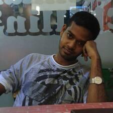 Nutzerprofil von Vishnu Prasanna