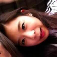 Hye Won felhasználói profilja