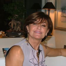 Marie Dominique ist der Gastgeber.