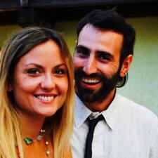 Profil utilisateur de Fabrizio E Roberta