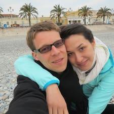 Profil utilisateur de Philipp & Mariya