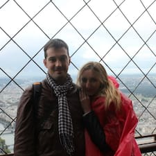 Alexey&Natalya User Profile