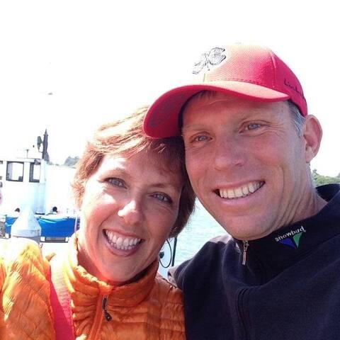 Jayne and Mike
