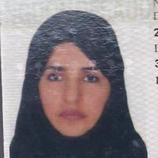 Gebruikersprofiel Zainab