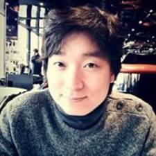 โพรไฟล์ผู้ใช้ Jaeho