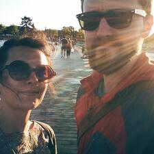 Claudia (& Kamil) User Profile