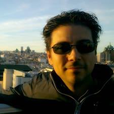 โพรไฟล์ผู้ใช้ Manuel F.